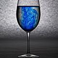 Wine Glass by Gary Prill
