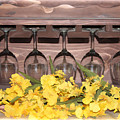 Wine Glasses by Pamela Walton