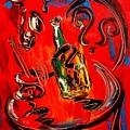 Wine Jazz by Mark Kazav