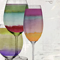 Wine Prism by Mindy Sommers