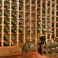 Wine Rack Vineyard Fermentation   by David Zanzinger