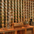 Wine Rack Vineyard Fermentation by David Zanzinger