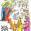 Wine Snobs In Cana - Mmwsc by Br Mickey McGrath OSFS