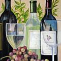 Wine Time by Carolyn Shireman