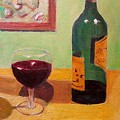 Wine  by Udi Peled