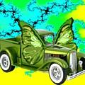 Wing Truck by Belinda Threeths