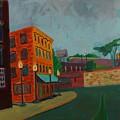 Wingate Street by Debra Bretton Robinson