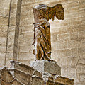 Winged Victory by Jon Berghoff
