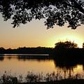 Wingfoot Sunset by Nikki Nisly
