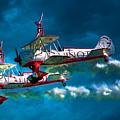 Wingwalkers by Chris Lord