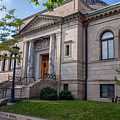 Winona Library Summer Front II by Kari Yearous
