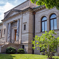 Winona Library Summer Front Right by Kari Yearous