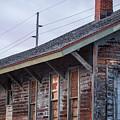 Winona Mn Railway Express Agency Building by Kari Yearous