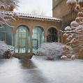 Winona Mn St T's In Winter Digital Art by Kari Yearous