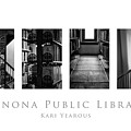 Winona Public Library Collage by Kari Yearous