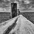 Winshelsea Beach Sussex by Chris Pickett
