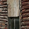 Winslow Cabin Window by Curtis J Neeley Jr