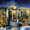 Winter - Christmas - Dressed Up For The Holidays  by Mike Savad