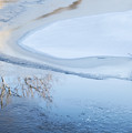Winter Abstract by Lindley Johnson