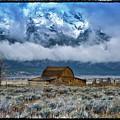 Winter Approaching by Richard Cronberg