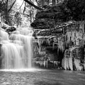 Winter At Big Falls  by Lori Deiter