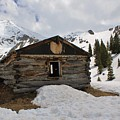 Winter At The Boston Mine 4 by Tonya Hance