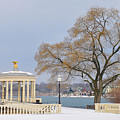 Winter At The Waterworks by Bill Cannon