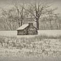 Winter At Valley Forge by Bill Cannon