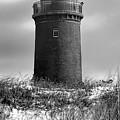 Winter Baltic Sea Lighthouse by Daniel Hagerman