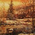 Winter Bliss by Dariusz Orszulik