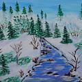 Winter Calmness by Jimmy Clark