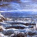 Winter Coastal Storm by Jack Skinner