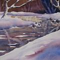 Winter Creek by Chito Gonzaga