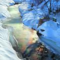 Winter Creek by Theresa Tahara