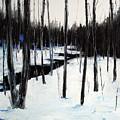 Winter Day by Laura Tasheiko