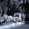 Winter Departure   by Tom Straub