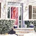 Winter Door by Joseph Stevenson