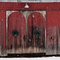 Winter Doors by David Arment