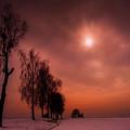 Winter Evening by Der Typ Von Nebenan