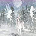 Winter Fairy Magic by Lisa Roy