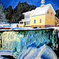 Winter Falls by Stan Hamilton