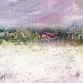 Winter Farm by Janet Gunderson