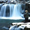 Winter Fly Fishing by Chris Anthony