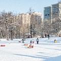 Winter Fun by Sergey Ivanov