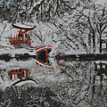 Winter Garden by Masami Iida