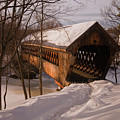 Winter Henniker by Paul Mangold