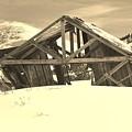 Winter History 2 by Tonya Hance