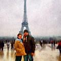 Winter Honeymoon In Paris by Jeffrey Kolker