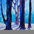 Winter Impression by Ana Maria Edulescu