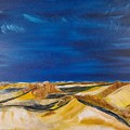 Winter Impression Of Sylt by Valerie Ornstein